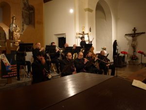 Concert a l'església